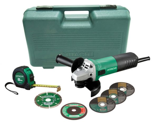 Hitachi | Cheap Tools Online | Tool Finder Australia Angle Grinders g13sr4-bp lowest price online