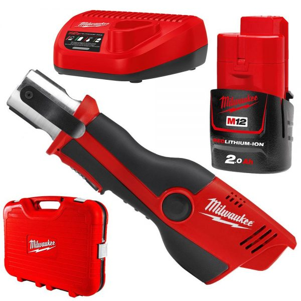 Milwaukee | Cheap Tools Online | Tool Finder Australia Crimpers and Presses M12HPT-201B cheapest price online