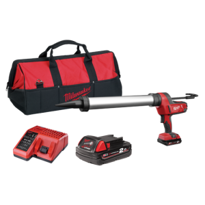 Milwaukee | Cheap Tools Online | Tool Finder Australia Caulking Guns C18PCG600A-201B lowest price online