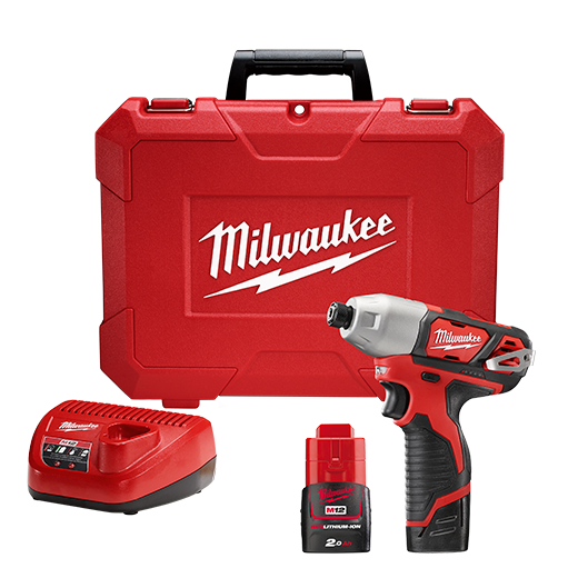 Milwaukee | Cheap Tools Online | Tool Finder Australia Impact Drivers M12BID-202C cheapest price online