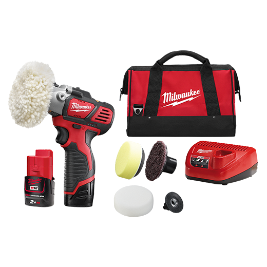 Milwaukee | Cheap Tools Online | Tool Finder Australia Polisher/Sander M12BPS-202B lowest price online