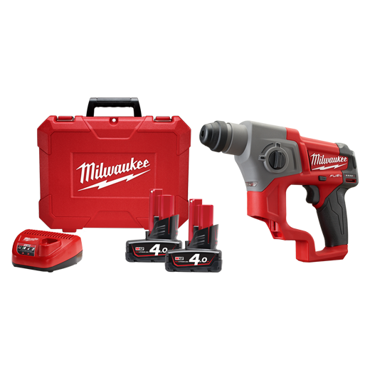 Milwaukee | Cheap Tools Online | Tool Finder Australia Rotary Hammers M12CH-402C best price online