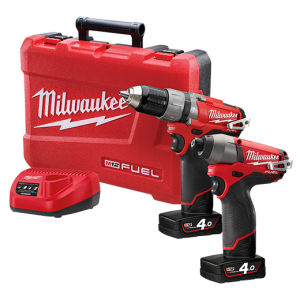 Milwaukee | Cheap Tools Online | Tool Finder Australia Kits M12CPP2A-402C lowest price online