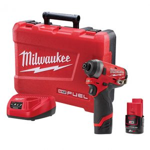 Milwaukee | Cheap Tools Online | Tool Finder Australia Impact Drivers M12FID-202C lowest price online