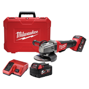 Milwaukee | Cheap Tools Online | Tool Finder Australia Grinders M18CAG125XPD-502C best price online
