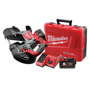 Milwaukee | Cheap Tools Online | Tool Finder Australia Band Saws M18CBS125-502C best price online