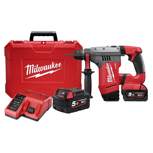 Milwaukee | Cheap Tools Online | Tool Finder Australia Rotary Hammers M18CHP-502C cheapest price online