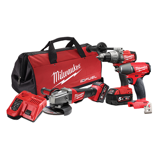Milwaukee | Cheap Tools Online | Tool Finder Australia Kits M18FPP3D-502B best price online