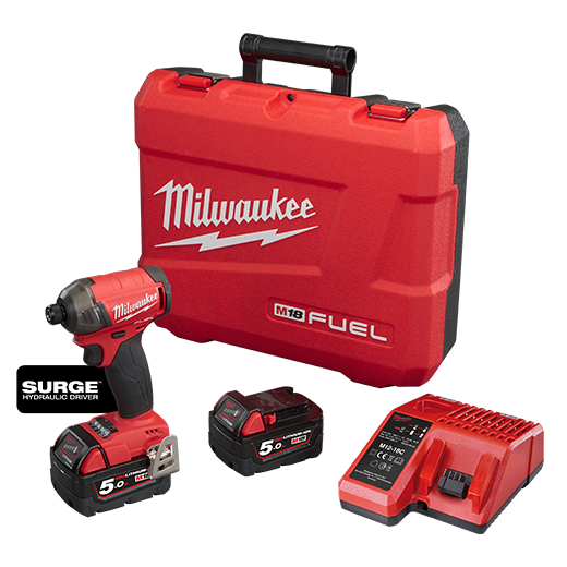 Milwaukee | Cheap Tools Online | Tool Finder Australia Hydraulic Impact Driver M18FQID-502C lowest price online