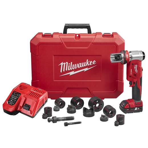 Milwaukee | Cheap Tools Online | Tool Finder Australia Knockout Tools M18HKP-201C best price online