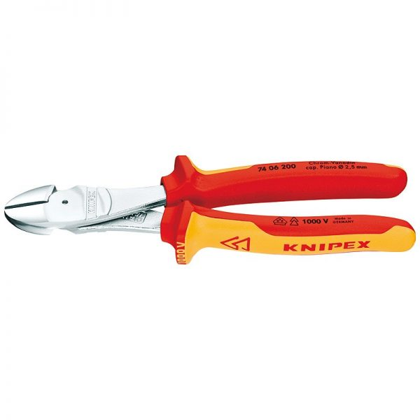 Knipex | Cheap Tools Online | Tool Finder Australia Diagonal Cutters 7406200 best price online