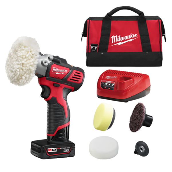 Milwaukee | Cheap Tools Online | Tool Finder Australia Polisher/Sander M12BPS-301B cheapest price online
