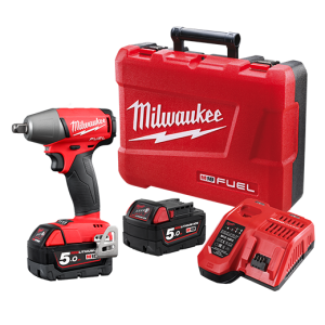 Milwaukee | Cheap Tools Online | Tool Finder Australia Impact Wrenches M18FIWF12-502C cheapest price online