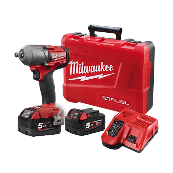 Milwaukee | Cheap Tools Online | Tool Finder Australia Impact Wrenches M18FMTIWF12-502C lowest price online