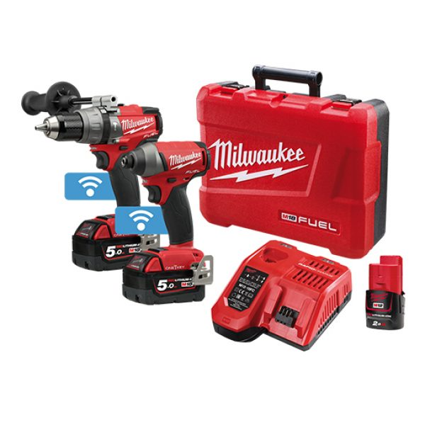 Milwaukee | Cheap Tools Online | Tool Finder Australia Kits M18ONEPP2A-502C best price online