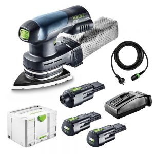 Festool | Cheap Tools Online | Tool Finder Australia Sanders DTSC 400 SET cheapest price online