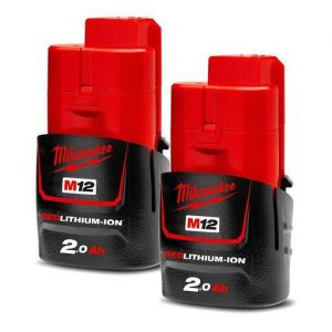 Milwaukee Batteries and Chargers M12B22 best price online