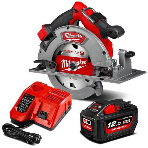 Milwaukee | Cheap Tools Online | Tool Finder Australia Circular Saws M18FCS66-121C best price online