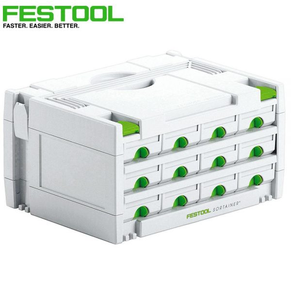 Festool | Cheap Tools Online | Tool Finder Australia Tool Box Organisers SYS 3-SORT/12 cheapest price online
