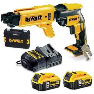 Dewalt | Cheap Tools Online | Tool Finder Australia Auto Feed Screwdrivers DCF620P2K-XE best price online