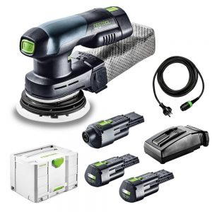 Festool | Cheap Tools Online | Tool Finder Australia Sanders ETSC 125 SET best price online