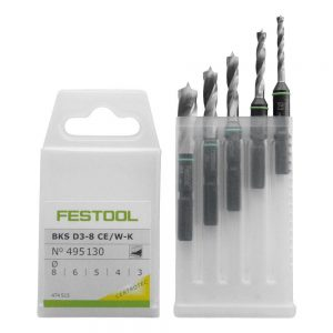 Festool | Cheap Tools Online | Tool Finder Australia Drill Bits BKS D 3-8 CE/W-K lowest price online
