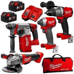 Milwaukee Kits M18FPP4A2-502B cheapest price online
