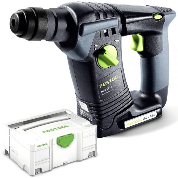 Festool | Cheap Tools Online | Tool Finder Australia Rotary Hammer Drill BHC 18 Li Basic lowest price online