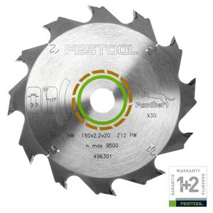 Festool | Cheap Tools Online | Tool Finder Australia Saw Blades HW 160X2.2X20 PW12 best price online