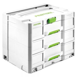 Festool | Cheap Tools Online | Tool Finder Australia Tool Box Organisers SYS 4 TL SORT 3 lowest price online