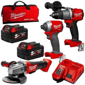 Milwaukee Kits M18FPP3A2-502B best price online