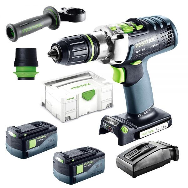 Festool | Cheap Tools Online | Tool Finder Australia Drill Driver PDC 18/4 Li Plus cheapest price online