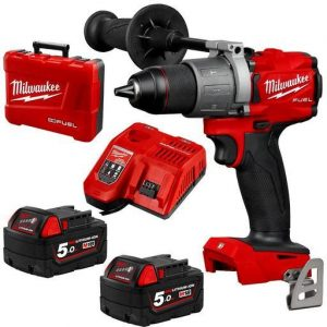Milwaukee Drills M18FPD2-502C lowest price online
