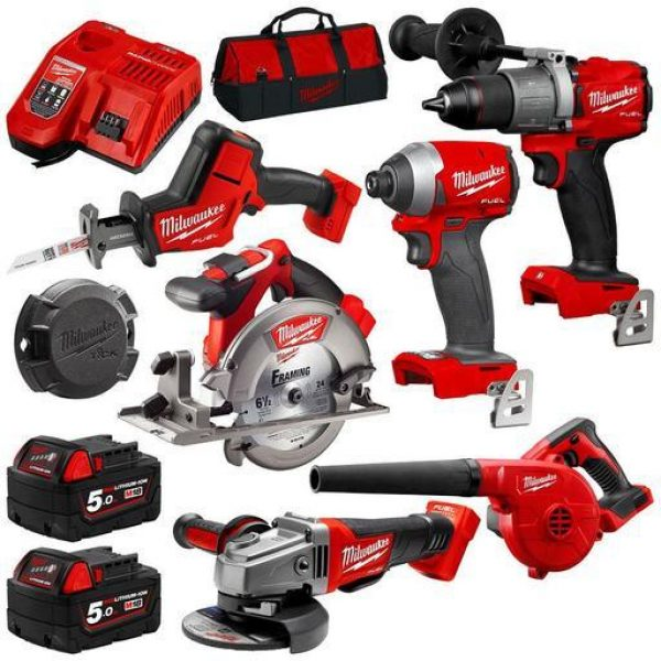 Milwaukee | Cheap Tools Online | Tool Finder Australia Kits M18FPP6A2-502B best price online