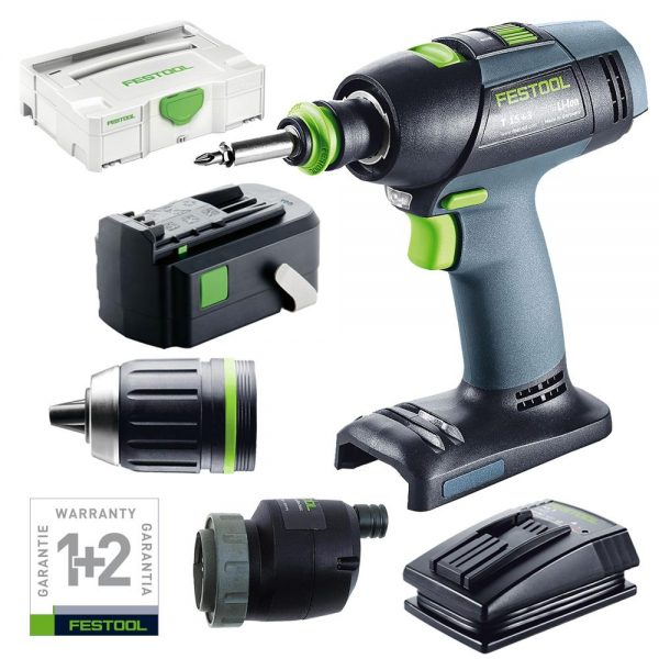 Festool | Cheap Tools Online | Tool Finder Australia Drill Driver T 18+3 LI 4.2 Plus best price online