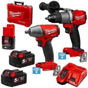 Milwaukee | Cheap Tools Online | Tool Finder Australia Kits M18ONEPP2B2-502C best price online