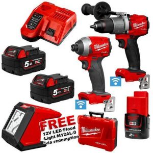 Milwaukee Kits M18ONEPP2A2-502C cheapest price online