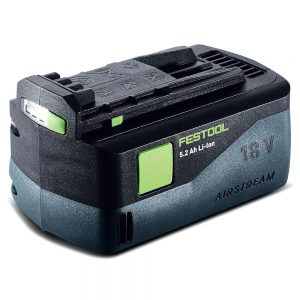 Festool | Cheap Tools Online | Tool Finder Australia Batteries BP 18 AS Li 5.2Ah lowest price online