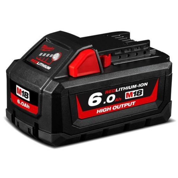 Milwaukee | Cheap Tools Online | Tool Finder Australia Batteries and Chargers M18HB6 lowest price online