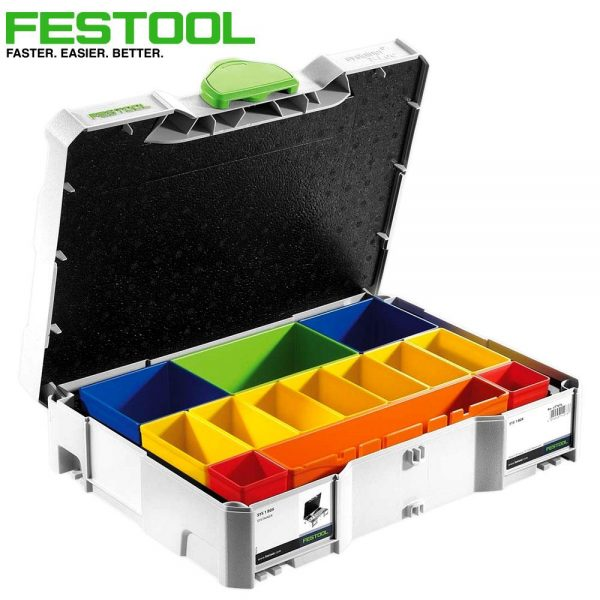 Festool | Cheap Tools Online | Tool Finder Australia Tool Box Organisers SYS 1 BOX cheapest price online