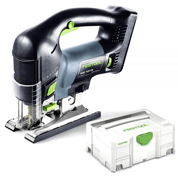 Festool | Cheap Tools Online | Tool Finder Australia Jigsaws PSBC 420 EB-Basic lowest price online