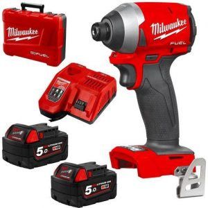 Milwaukee Impact Drivers M18FID2-502C lowest price online