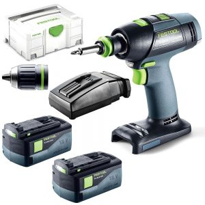 Festool | Cheap Tools Online | Tool Finder Australia Drill Driver T 18 Li 5.2Ah TCL6-Plus lowest price online