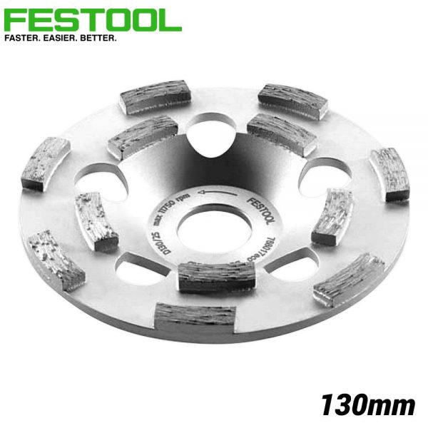 Festool | Cheap Tools Online | Tool Finder Australia Diamond Grinding Discs DIA HARD-D130 Std lowest price online