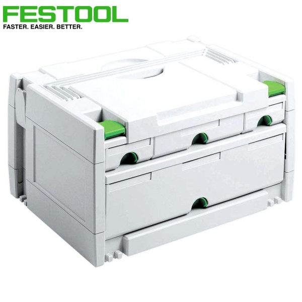 Festool | Cheap Tools Online | Tool Finder Australia Tool Box Organisers SYS 3-SORT/4 cheapest price online