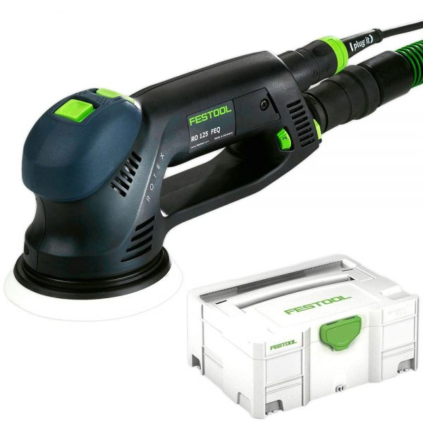 Festool | Cheap Tools Online | Tool Finder Australia Sanders RO 125 FEQ Plus lowest price online