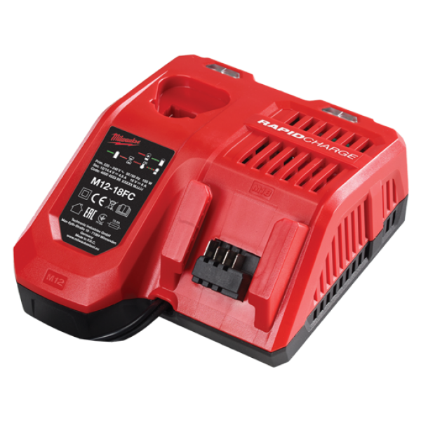 Milwaukee | Cheap Tools Online | Tool Finder Australia Batteries and Chargers m12-18fc lowest price online