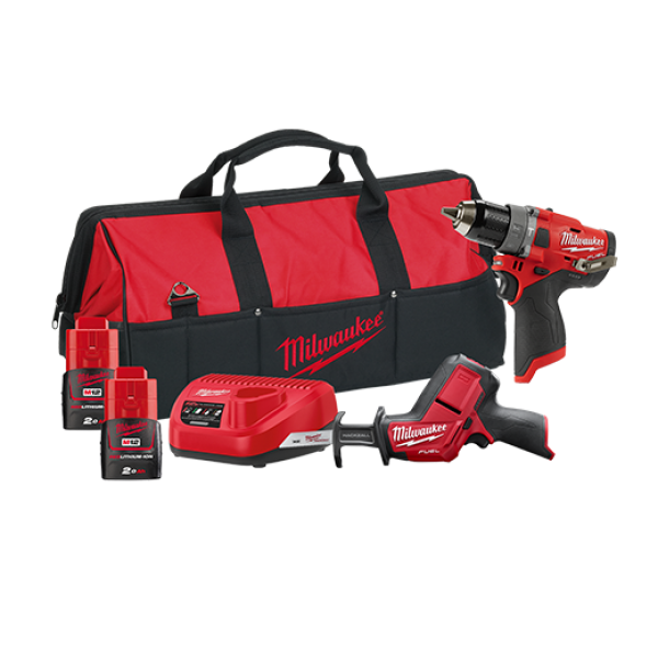 Milwaukee | Cheap Tools Online | Tool Finder Australia Kits M12FPP2P-202B cheapest price online