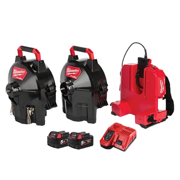 Milwaukee | Cheap Tools Online | Tool Finder Australia Drain Snakes M18FFSDC16-502 best price online