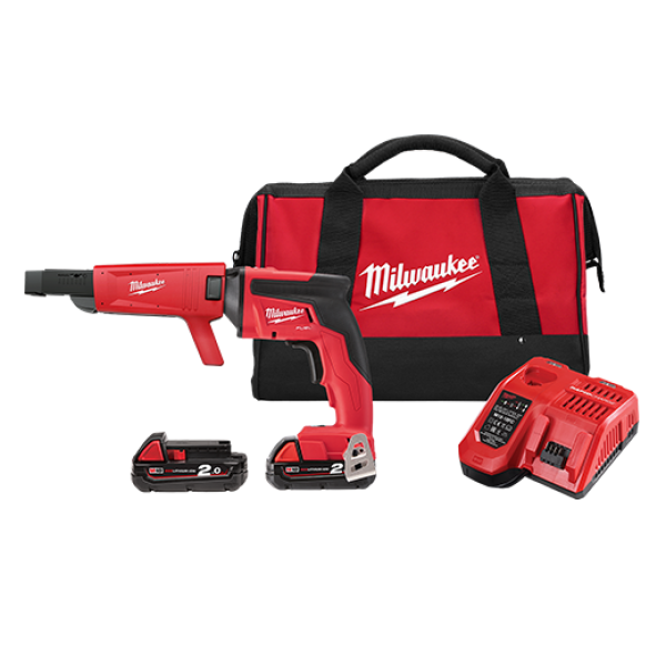 Milwaukee | Cheap Tools Online | Tool Finder Australia Auto Feed Screewdrivers M18FSGC-202B lowest price online